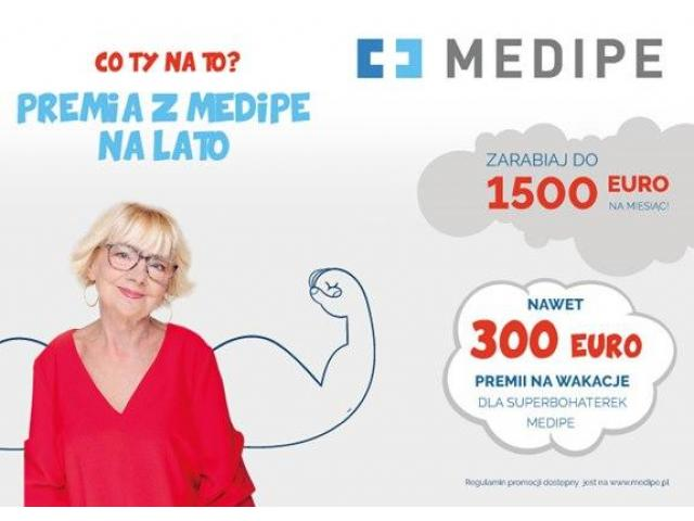 opiekunka osoby starszej Niemcy / Gelsenkirchen / Pani Liselotte